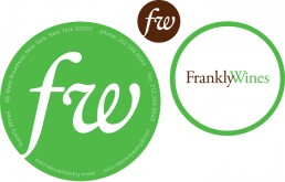 Frankly Wines stickers